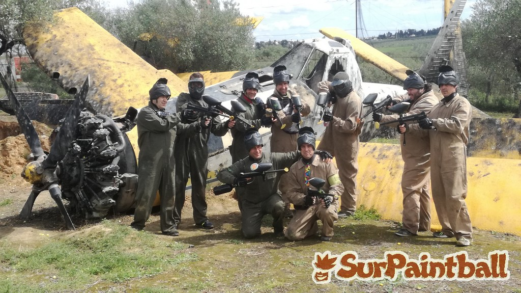 Surpaintball Paintball Sevilla